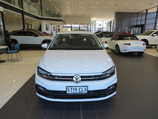 Volkswagen Polo 85TSI Comfortline Hatchback.