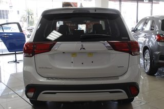 2021 Mitsubishi Outlander ZL MY21 Exceed AWD Starlight 6 Speed Sports Automatic Wagon