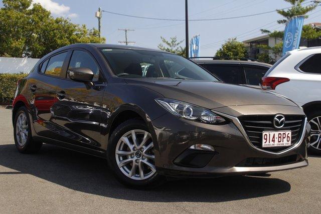 Used Mazda 3 BM5478 Neo SKYACTIV-Drive Mount Gravatt, 2014 Mazda 3 BM5478 Neo SKYACTIV-Drive Bronze 6 Speed Sports Automatic Hatchback
