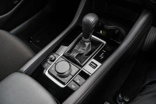 2020 Mazda 3 BP2H7A G20 SKYACTIV-Drive Pure Blue 6 Speed Sports Automatic Hatchback