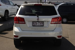 2014 Fiat Freemont JF Lounge White 6 Speed Automatic Wagon