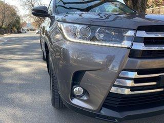2019 Toyota Kluger GSU50R Grande 2WD Predawn Grey 8 Speed Sports Automatic Wagon