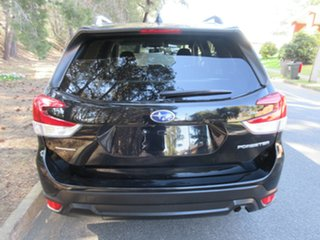 2018 Subaru Forester S5 MY19 2.5i CVT AWD Black 7 Speed Constant Variable Wagon