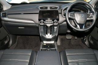 2021 Honda CR-V RW MY21 VTi 4WD LX AWD Brilliant Sporty Blue 1 Speed Constant Variable Wagon