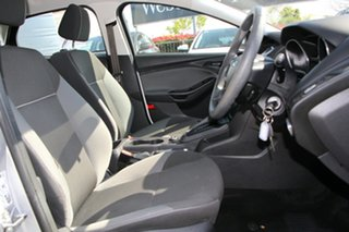 2012 Ford Focus LW MkII Ambiente PwrShift Silver 6 Speed Sports Automatic Dual Clutch Hatchback
