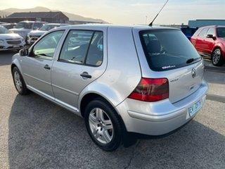 2003 Volkswagen Golf 4th Gen MY03 Generation Silver 4 Speed Automatic Hatchback