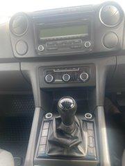 2011 Volkswagen Amarok 2H MY12 TDI400 4Mot White/050312 6 Speed Manual Utility