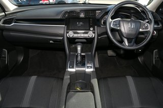 2020 Honda Civic 10th Gen MY20 VTi-S Lunar Silver 1 Speed Constant Variable Hatchback
