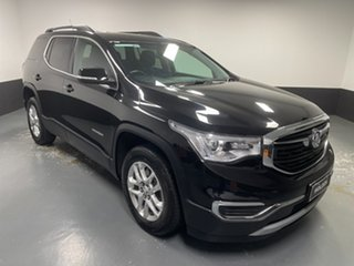 2019 Holden Acadia AC MY19 LT 2WD Black 9 Speed Sports Automatic Wagon.