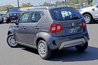 2021 Suzuki Ignis MF Series II GL Grey 1 Speed Constant Variable Hatchback.
