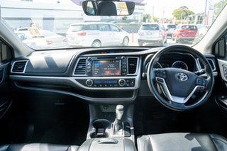 2018 Toyota Kluger GSU55R Grande AWD Crystal Pearl 8 Speed Sports Automatic Wagon