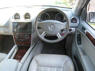 2006 Mercedes-Benz ML350 W164 Luxury (4x4) Silver 7 Speed Automatic G-Tronic Wagon