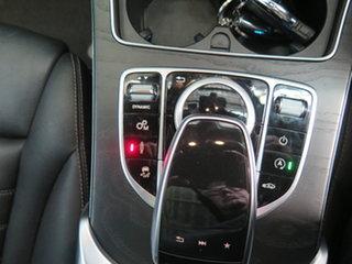 2016 Mercedes-AMG GLC43 253 MY17 Blue 9 Speed Automatic G-Tronic Wagon