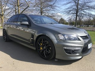 2011 Holden Special Vehicles GTS E Series 3 MY12 Grey 6 Speed Sports Automatic Sedan.