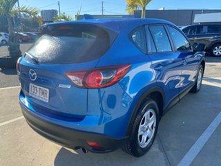 2013 Mazda CX-5 KE1071 Maxx SKYACTIV-Drive Blue 6 Speed Sports Automatic Wagon.