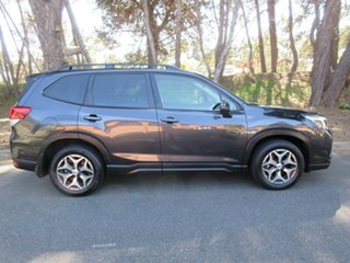 2018 Subaru Forester S5 MY19 2.5i CVT AWD Grey 7 Speed Constant Variable Wagon.