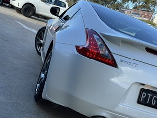 2016 Nissan 370Z Z34 MY17 White 6 Speed Manual Coupe