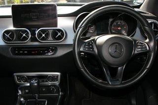2018 Mercedes-Benz X-Class 470 X250d 4MATIC Power Black 7 Speed Sports Automatic Utility