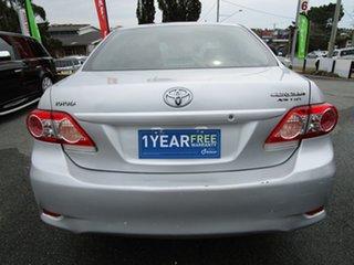 2010 Toyota Corolla ZRE152R MY10 Ascent Silver 4 Speed Automatic Sedan
