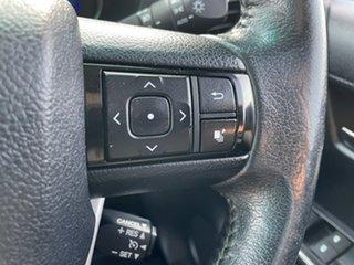2017 Toyota Hilux GUN126R SR5 Double Cab Grey Seats, Black Rest Fabric 6 Speed Sports Automatic
