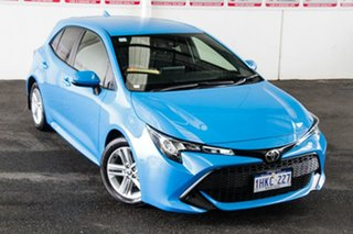 2018 Toyota Corolla Mzea12R Ascent Sport Eclectic Blue Continuous Variable Hatchback.