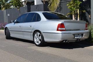 2006 Holden Statesman WL International Silver 4 Speed Automatic Sedan.