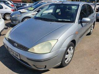 2004 Ford Focus LR MY2003 LX Silver 4 Speed Automatic Sedan.