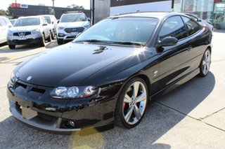2002 Holden Special Vehicles Coupe V2 GTS Black 6 Speed Manual Coupe.