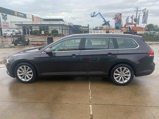 2019 Volkswagen Passat 3C (B8) MY19 132TSI DSG Comfortline Grey/300819 7 Speed