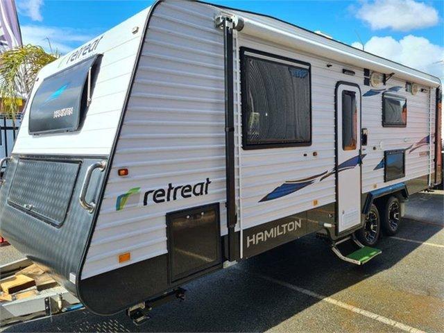 Used Retreat Hamilton 20FT X 6FT Bellevue, 2015 Retreat Hamilton Caravan