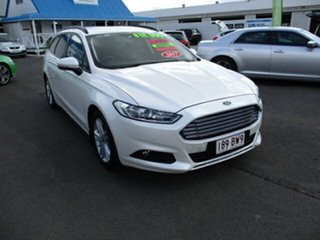 2017 Ford Mondeo AMBIENTE White 6 Speed Automatic Wagon
