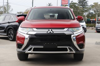 2019 Mitsubishi Outlander ZL MY19 LS AWD Red 6 Speed Constant Variable Wagon