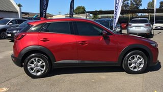 2019 Mazda CX-3 DK4W7A Maxx SKYACTIV-Drive i-ACTIV AWD Sport Red 6 Speed Sports Automatic Wagon