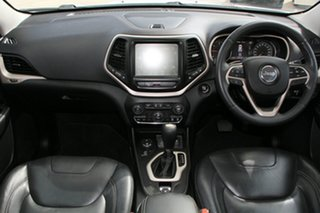 2015 Jeep Cherokee KL MY15 Limited White 9 Speed Sports Automatic Wagon