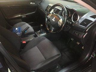 2015 Mitsubishi Lancer CF ES Sport Black 5 Speed Manual Sedan