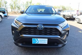 2019 Toyota RAV4 Axah54R GX eFour Charcoal 6 Speed Constant Variable Wagon Hybrid.