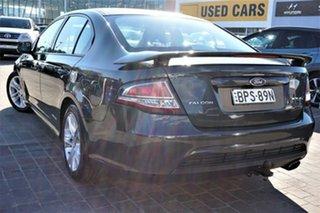 2009 Ford Falcon FG XT Grey 5 Speed Sports Automatic Sedan