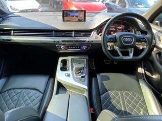 2019 Audi SQ7 4M MY19 4.0 TDI V8 Quattro Samurai Grey 8 Speed Automatic Tiptronic Wagon