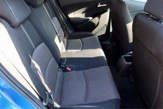 2017 Mazda 2 DJ2HAA Genki SKYACTIV-Drive Dynamic Blue 6 Speed Sports Automatic Hatchback