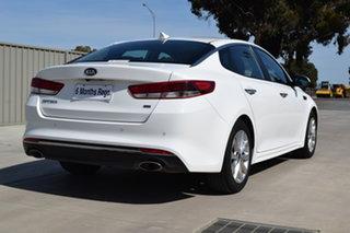 2017 Kia Optima JF MY17 SI White 6 Speed Sports Automatic Sedan