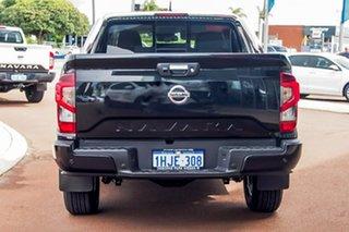 2021 Nissan Navara D23 MY21 ST 4x2 Cosmic Black 7 Speed Sports Automatic Utility.