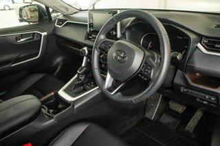 2020 Toyota RAV4 Mxaa52R Cruiser 2WD Silver Sky 10 Speed Constant Variable Wagon