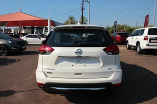 2019 Nissan X-Trail T32 Series II ST X-tronic 4WD White 7 Speed Continuous Variable Wagon