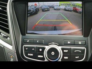 2013 Hyundai Santa Fe DM Elite CRDi (4x4) White 6 Speed Automatic Wagon