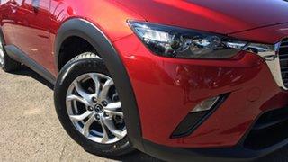 2019 Mazda CX-3 DK4W7A Maxx SKYACTIV-Drive i-ACTIV AWD Sport Red 6 Speed Sports Automatic Wagon.