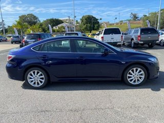 2011 Mazda 6 GH1052 MY12 Touring Blue 5 Speed Sports Automatic Hatchback.