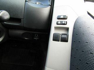 2008 Toyota Yaris NCP90R MY09 YR White 5 Speed Manual Hatchback