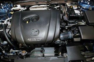 2016 Mazda 3 BN5278 Neo SKYACTIV-Drive Blue 6 Speed Sports Automatic Sedan