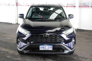 2020 Toyota RAV4 Mxaa52R GX 2WD Saturn Blue 10 Speed Constant Variable Wagon.