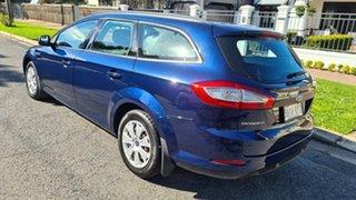 2013 Ford Mondeo MC LX TDCi Blue 6 Speed Direct Shift Wagon